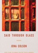 Jona Colson, Said Through Glass